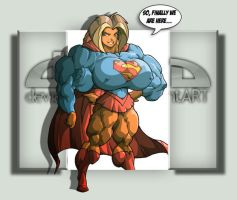 Super Sheeri - coloration by Gettar82