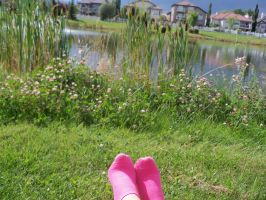 Feet and Flowers by firebutterfly-narya