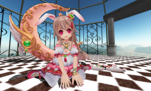 MMD Artemis DL by 0-0-Alice-0-0