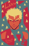 Laxus by WhitedoveHemlock