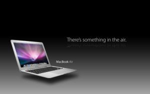 MacBook Air by ashelee00