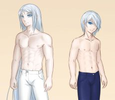 SHIRTLESS by 216th
