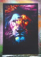 King of the jungle by jarbid