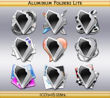 Aluminum Folders Lite 1.0 by Steve-Smith