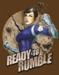 Quake Ready to Rumble by steevinlove