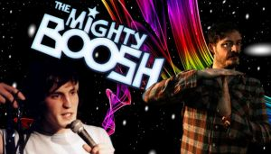 The Mighty Boosh by icewormie
