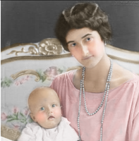 Princess Sophie of Luxembourg by OTMARomanov