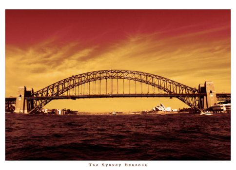 Sydney Harbour by otep