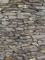 dry stone dyke by dr-druids-STOCK