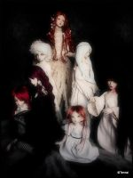 Haunted Souls by VampyrTenrai