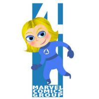 Cornered: Invisible Girl animated by brodiehbrockie