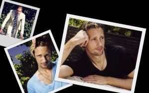 Alexander Skarsgard Wallpaper by Finanas