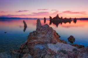 Mono Lake Sunrise by davidrichterphoto