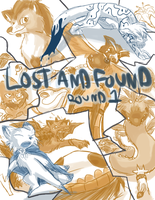 LaF - Round 1 Cover by Wafflehouse0