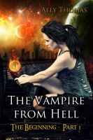 The Vampire from Hell by CoraGraphics