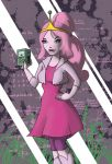 Princess Bubblegum by Indy-Lytle