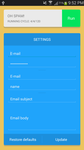 Android design - Emailer 1 by lordms12