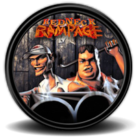 Redneck Rampage Icon by Ace0fH3arts