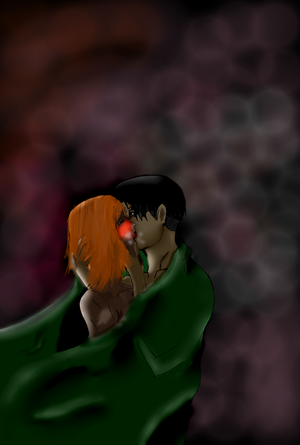 LevixPetra~Their moment by LevairAmeliaRivaille