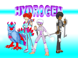Hydrogen - The Webcomic by FawkesTheSkarmory