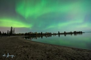 Northern Lights by ummok123