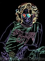 JOHN LENNON NYC POP by MelT55