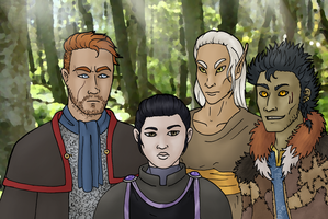 DnD group by Jedni