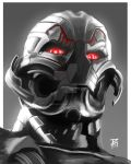 Ultron IV(?) by hidanbasher