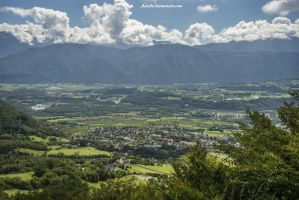 Saint Jean d'Albigny by Aneede