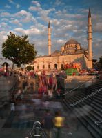 yeni new mosque by 1poz