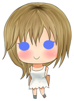 Chibi Namine by HeartlessKairi
