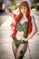 Poison Ivy cosplay by cosplayteam33