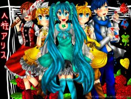 Vocaloid - Alice Human Sacrifice by desidestia