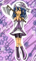 Harvest Moon: Lucy by kyleLuver4