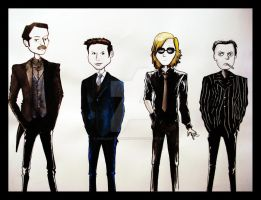 Interpol Cartoon by OurLady-OfSorrows