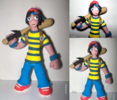 Ness by axelgnt