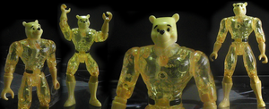 ULTRAPOOH ACTION FIGURE YAY by NAveryW