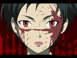 blood plus saya by Tentailedbeast12