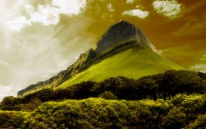 Ben Bulben 2 by welshdragon