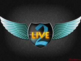 2Live Banner by KayBizz