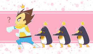 +Mr.Prince and Penguins 2+ by Gokuran