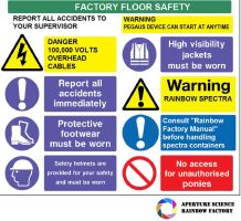 factory floor safety by MLP-Portal