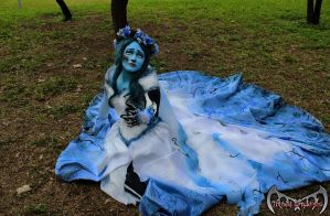 Corpse Bride Cosplay by MyBloodyDeadZombie