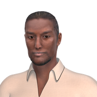 Corey portrait by Cobalt3D
