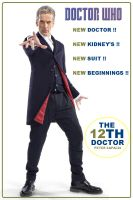 Doctor Who - The 12th Doctor [Peter Capaldi] by DoctorWhoOne