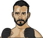 CM Punk, Former Wrestler, Current UFC/MMA Fighter by jpatterson