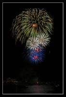 Fireworks 6 by RaynePhotography