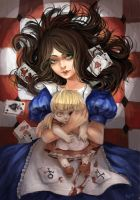Alice from Alice Madness Return2 by AboutAbao