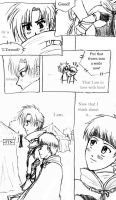 Why the Distance p2 - SothTorm by RoyLover