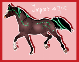 700 Free Padro Import - Common Light Type by KimboKah